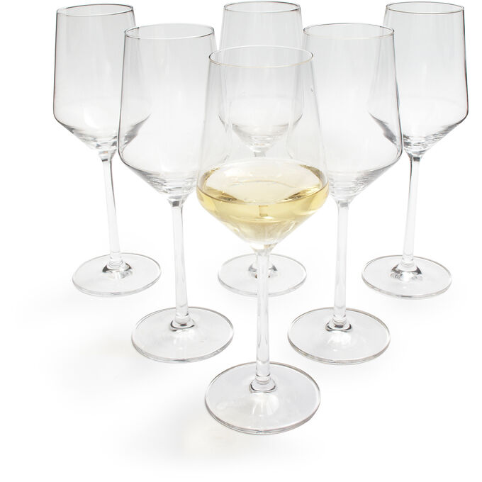 Schott Zwiesel Pure Riesling Wine Glasses, Set of 6