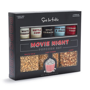 Sur La Table Movie Night Popcorn Set