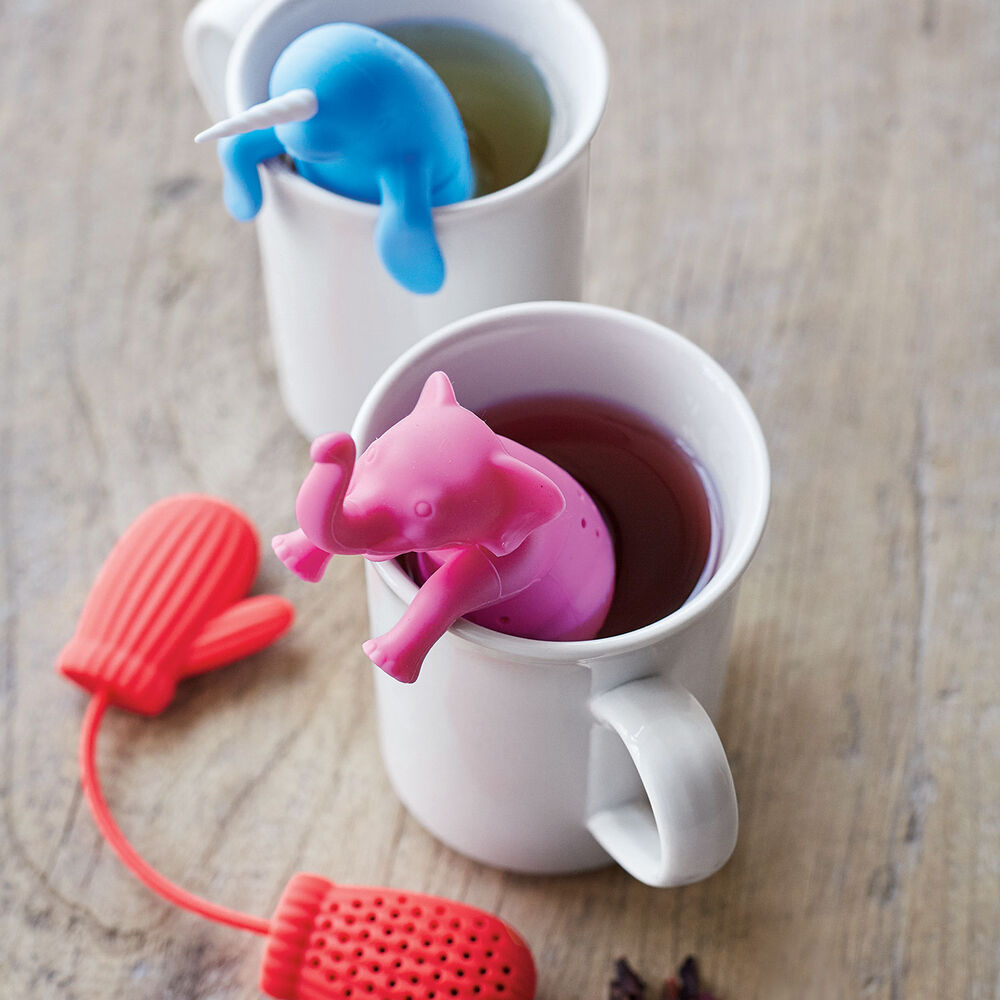 Fred Spiked Tea Narwhal Tea Infuser