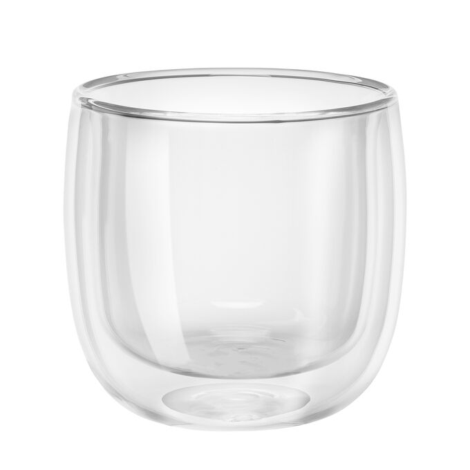 Zwilling J.A. Henckels Double-Wall Tea Glasses, Set of 2