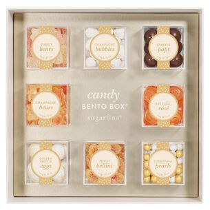 Sugarfina Sweet and Sparkling Candy Bento Box