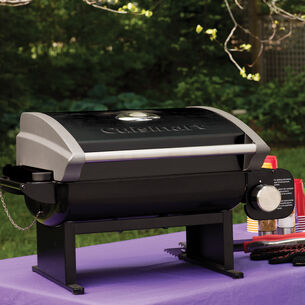 Cuisinart All Foods Gas Grill, Black