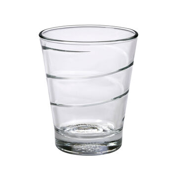 Duralex Spirale 7.37 oz. Tumblers, Set of 6