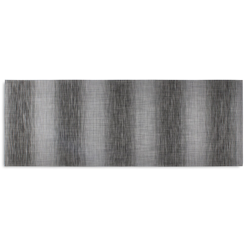 Chilewich Shade Floor Mat, Chrome