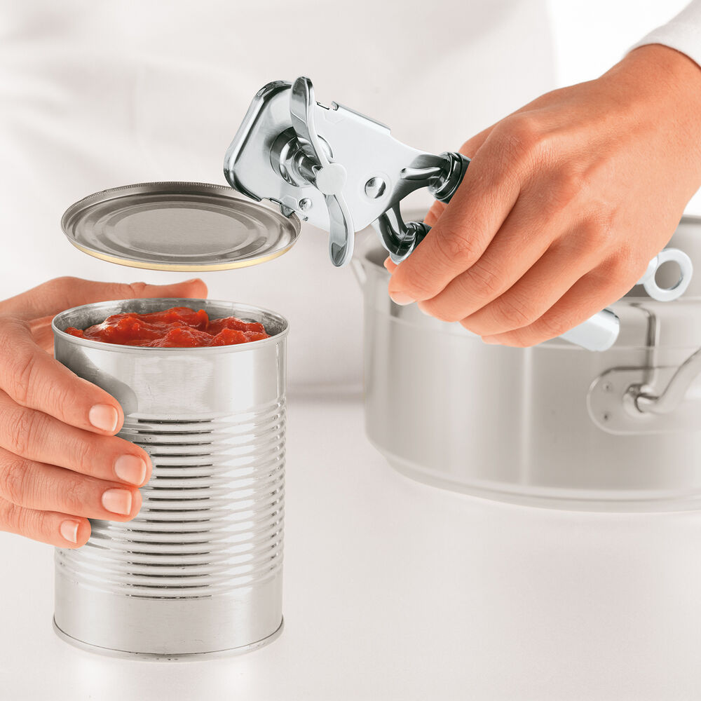 Rösle Can Opener with Plier Grip