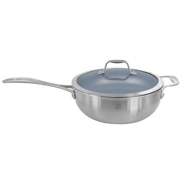 Zwilling Spirit Ceramic Perfect Pan, 4.6 qt.