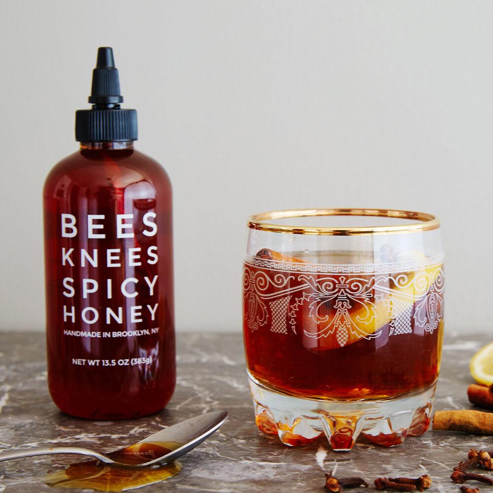 Bee's Knees Spicy Honey