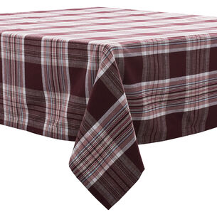 Fall Harvest Plaid Tablecloths