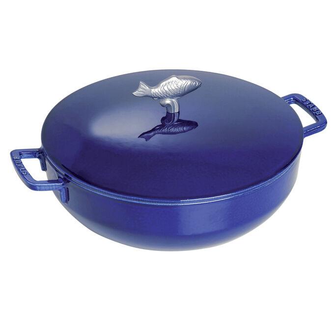 Staub Marin Bouillabaisse Pot, 5 qt.