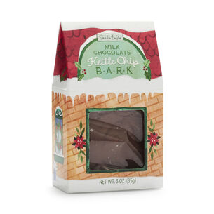 Sur La Table Milk Chocolate Kettle Chip Bark Squares