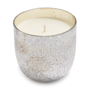 Balsam & Clove Mercury Glass Soy Candle, 20 oz.
