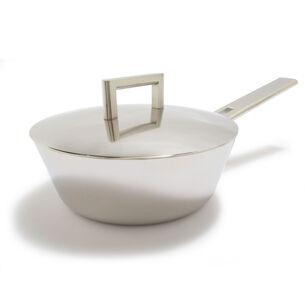 Demeyere John Pawson Conical Saucepan with Lid, 2.1 qt.