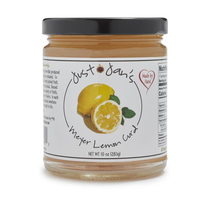 Just Jan's Lemon Curd, 10 oz.