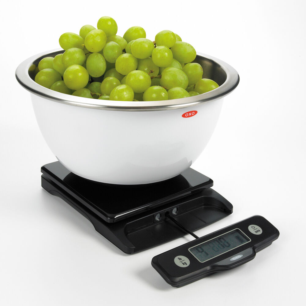 OXO 5-lb. Scale with Pull-Out Display