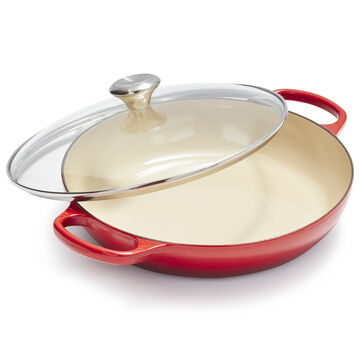 Le Creuset Buffet Casserole with Glass Lid, 3.5 qt.