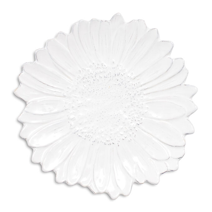 Figural Daisy Plate