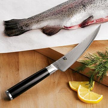 "Shun Classic Gokujo Fillet Knife, 6"""