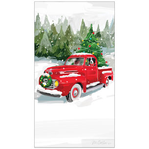 Noah's Truck Guest Napkins, Set of 15