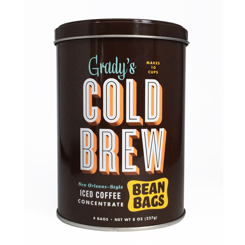 Grady's Cold Brew Bean Bags