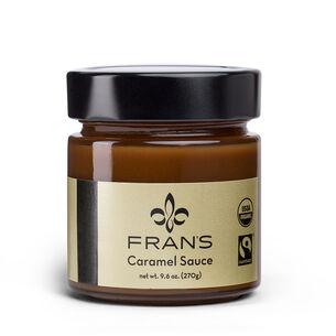 Fran's Chocolate Classic Caramel Sauce, 9 oz.