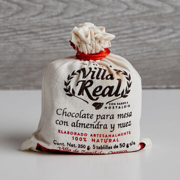 Villa Real Almond Mexican Hot Chocolate
