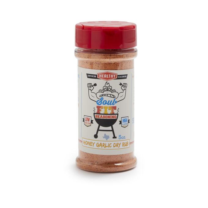 Soul Fit Seasoning Honey Garlic Dry Rub