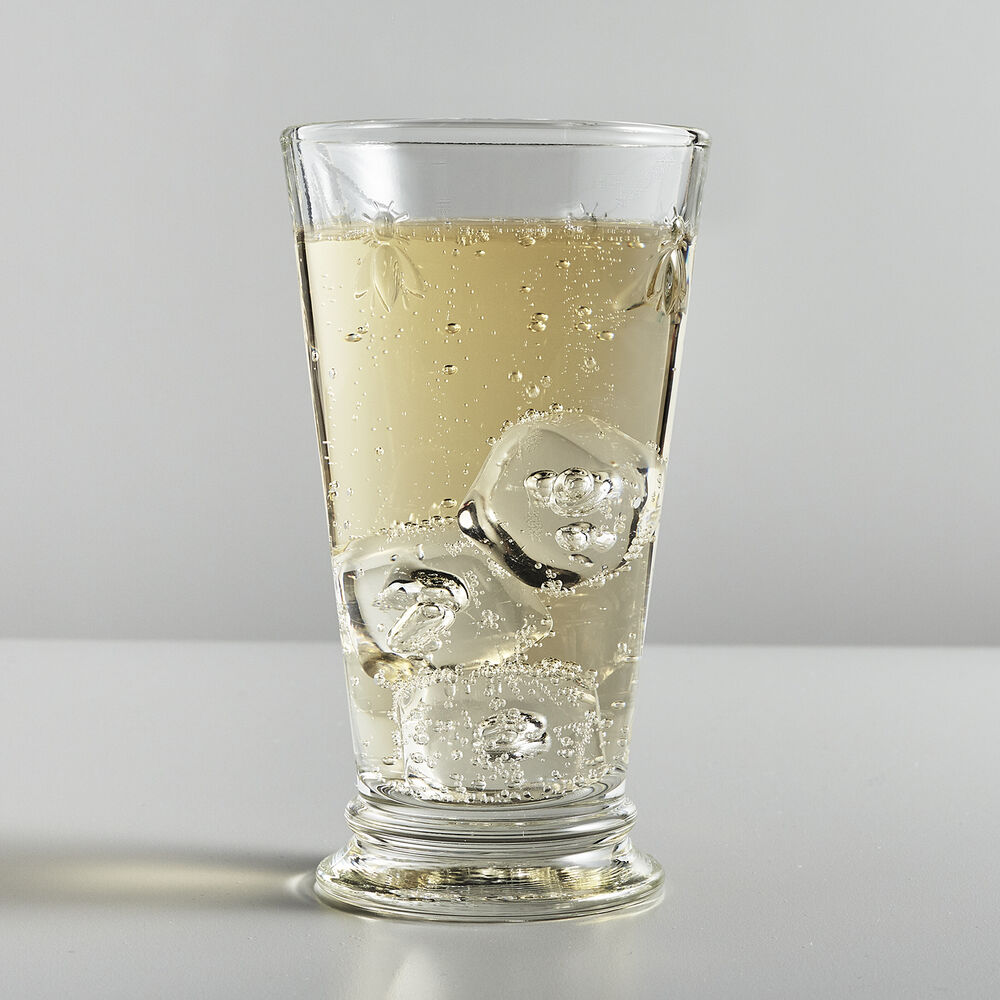 La Rochère French Bee Highball Glass, 15.5 oz.