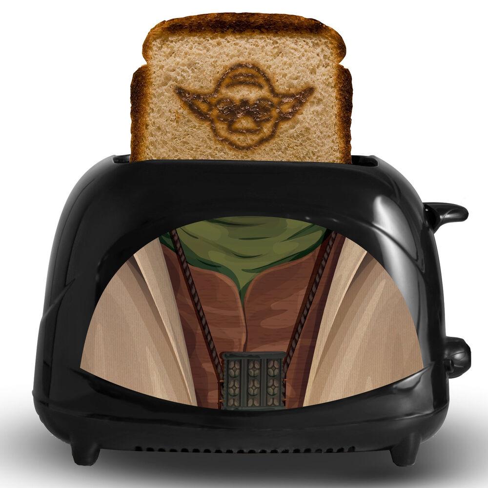 Star Wars™ Yoda™ Empire 2-Slice Toaster