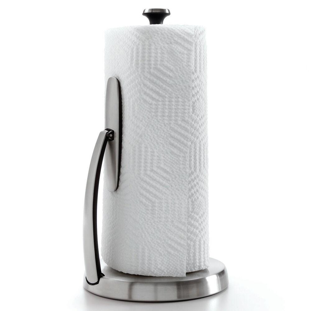 OXO Simpletear Paper Towel Holder