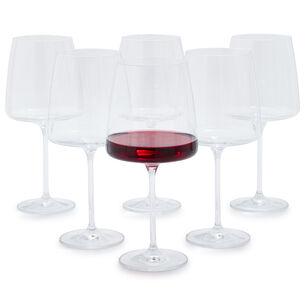 Schott Zwiesel Sensa Soft-Red Wine Glasses, Set of 6