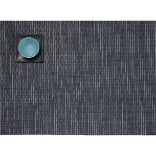 """Chilewich Honeycomb Navy Placemat, 19"""" x 14"""""""