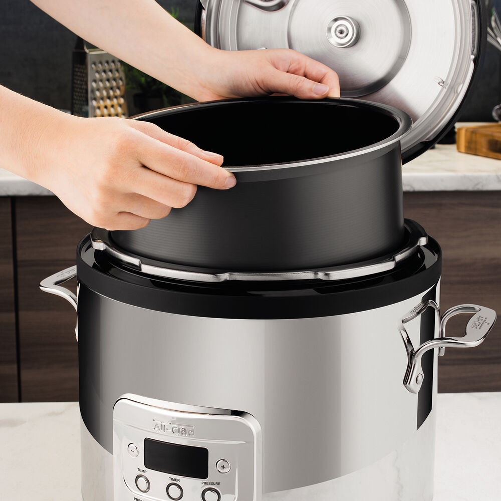 All-Clad Multi-Purpose Electric Pressure Cooker