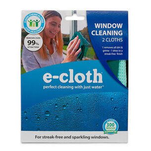 E-Cloth Window Pack, Set of 2