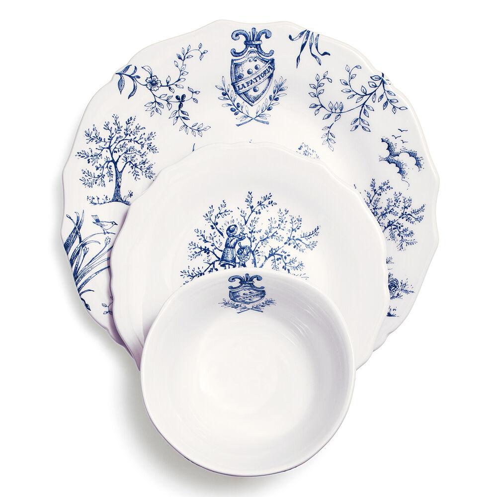 Toscana 12-Piece Dinnerware Set
