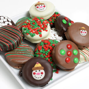 Belgian Chocolate Covered Oreo® Cookies