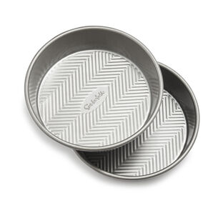 Sur La Table Silver Classic Round Cake Pan