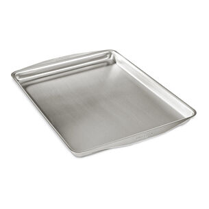 "All-Clad d3 Stainless Steel Jelly Roll Pan, 15"" x 12"""