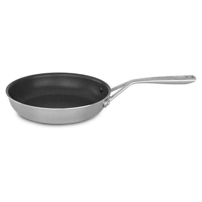 """KitchenAid® Tri-Ply Nonstick Skillet, 10"""""""