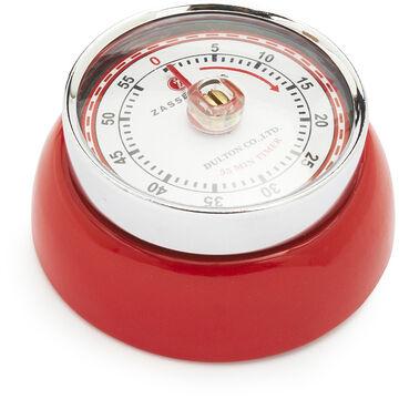 Retro Magnetic Kitchen Timer