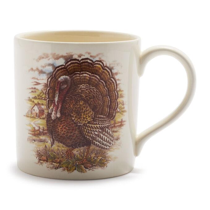 Royal Stafford Turkey Mug, 14 oz.
