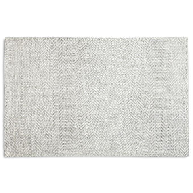Chilewich Wave Floor Mat, Grey