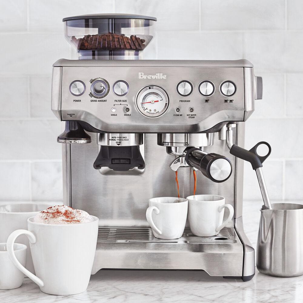 Breville Barista Express Espresso Machine