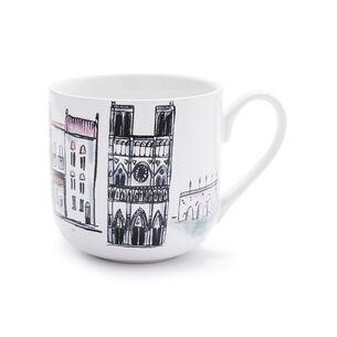 Notre Dame Mug, 15 oz.