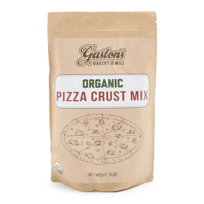 Gaston's Bakery Organic Pizza Flour Mix