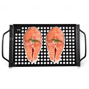 Nonstick Grill Grids, Set of 2
