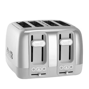 Dualit Polished Chrome NewGen 4-Slice Toaster