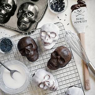 Nordic Ware Skull Pan, 6 Cavity