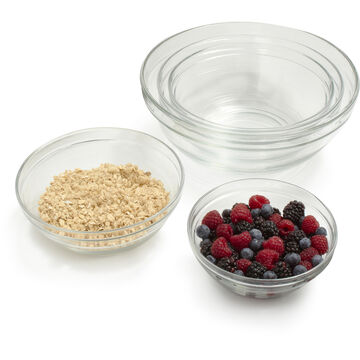 Duralex Lys Clear Stackable Bowl