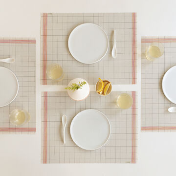 "Chilewich Selvedge Placemat, 19"" x 14"""