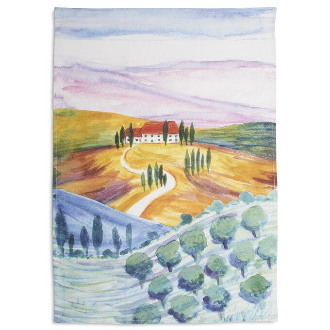 """Tuscany Kitchen Towel, 28"""" x 18"""""""
